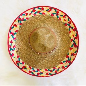 Authentic Mexican Sombrero Fiesta Hat